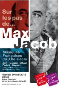 Max Jacob rennes mai 2015